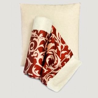 Blanket Lamora Red