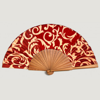 Fan Lamora Red